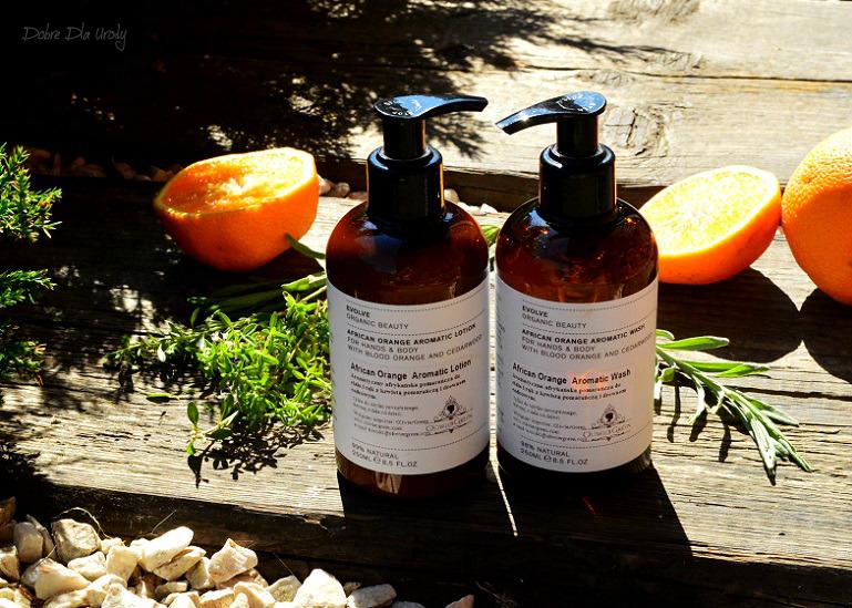 Naturalna pielęgnacja ciała z Evolve Organic Beauty luksusowy duet do ciała i dłoni - kosmetyki organiczne