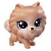Littlest Pet Shop Series 3 Multi Pack Pomerian (#3-163) Pet