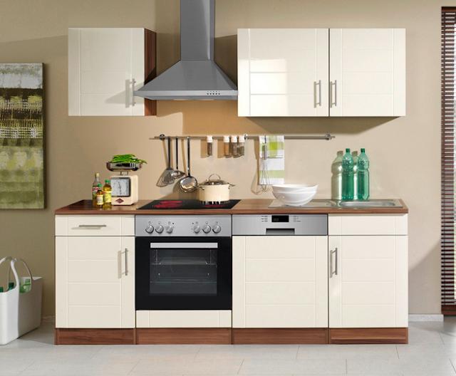 Küchenzeile Günstig Mit Elektrogeräten
