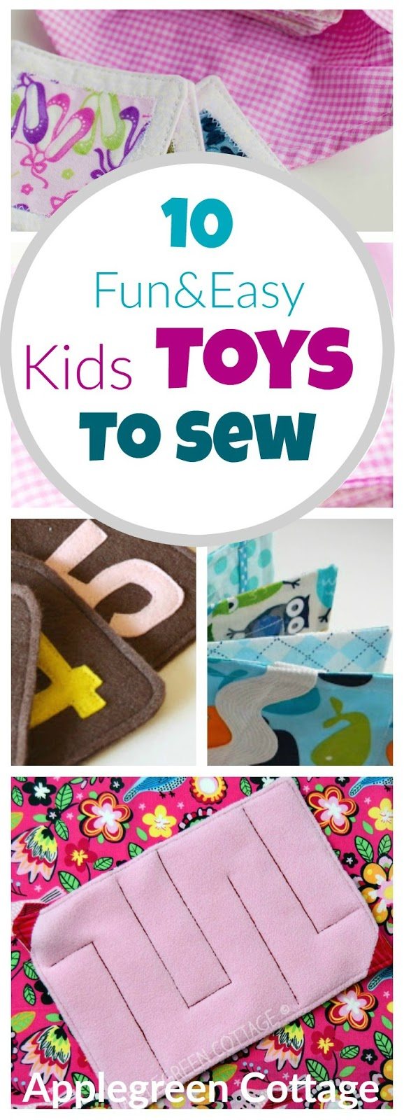 10 cool gifts for kids you can sew applegreen cottage make a perfect diy present for kids from these 10 free tutorials and patterns for fun jeuxipadfo Gallery