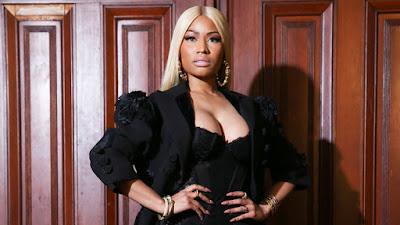 """Foi necessário apenas 15 minutos para Nicki Minaj escrever o seu verso no smash hit """"FEFE""""."""