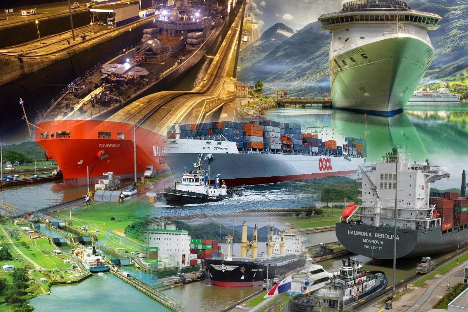 Canal De Panamá: Panama Canal