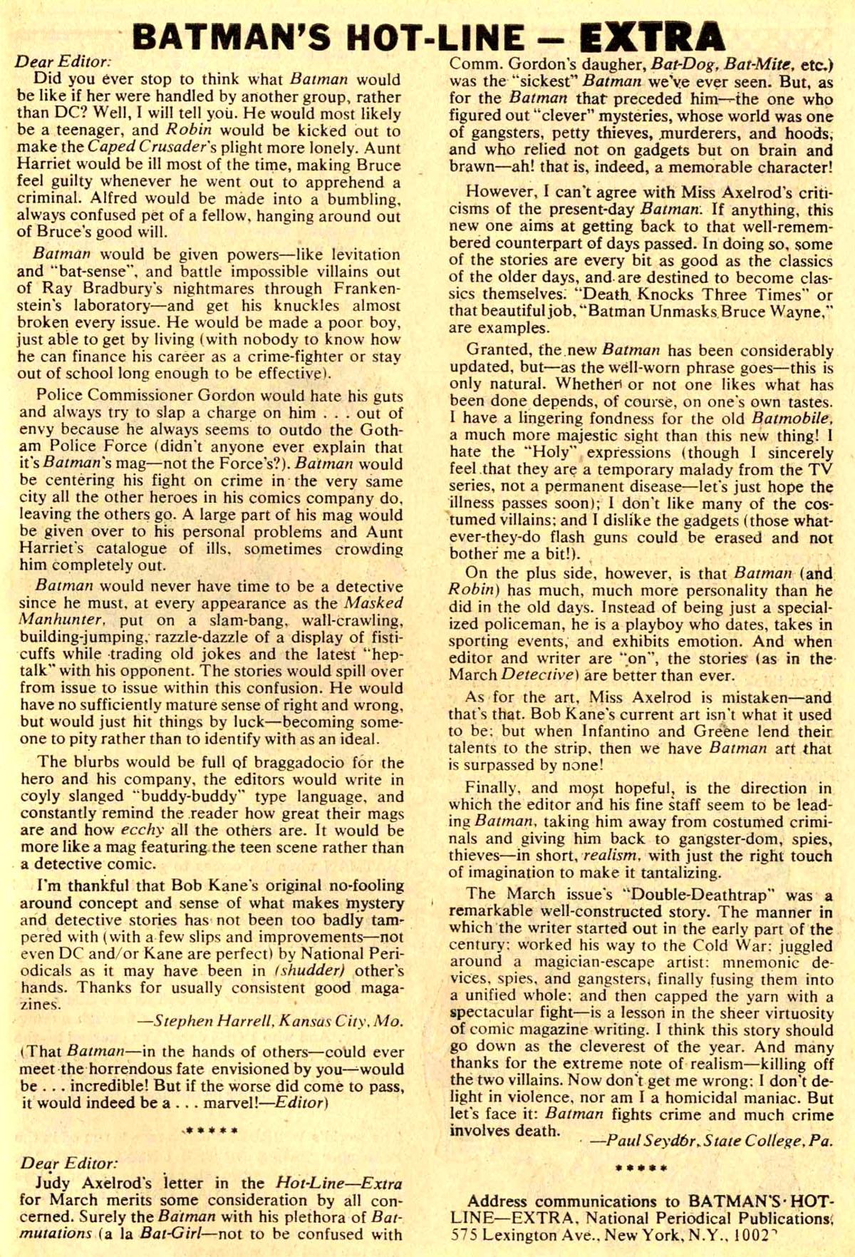 Detective Comics (1937) 365 Page 30
