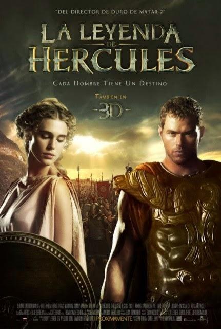Film Terbaru Gratisan The Legend Of Hercules 2014