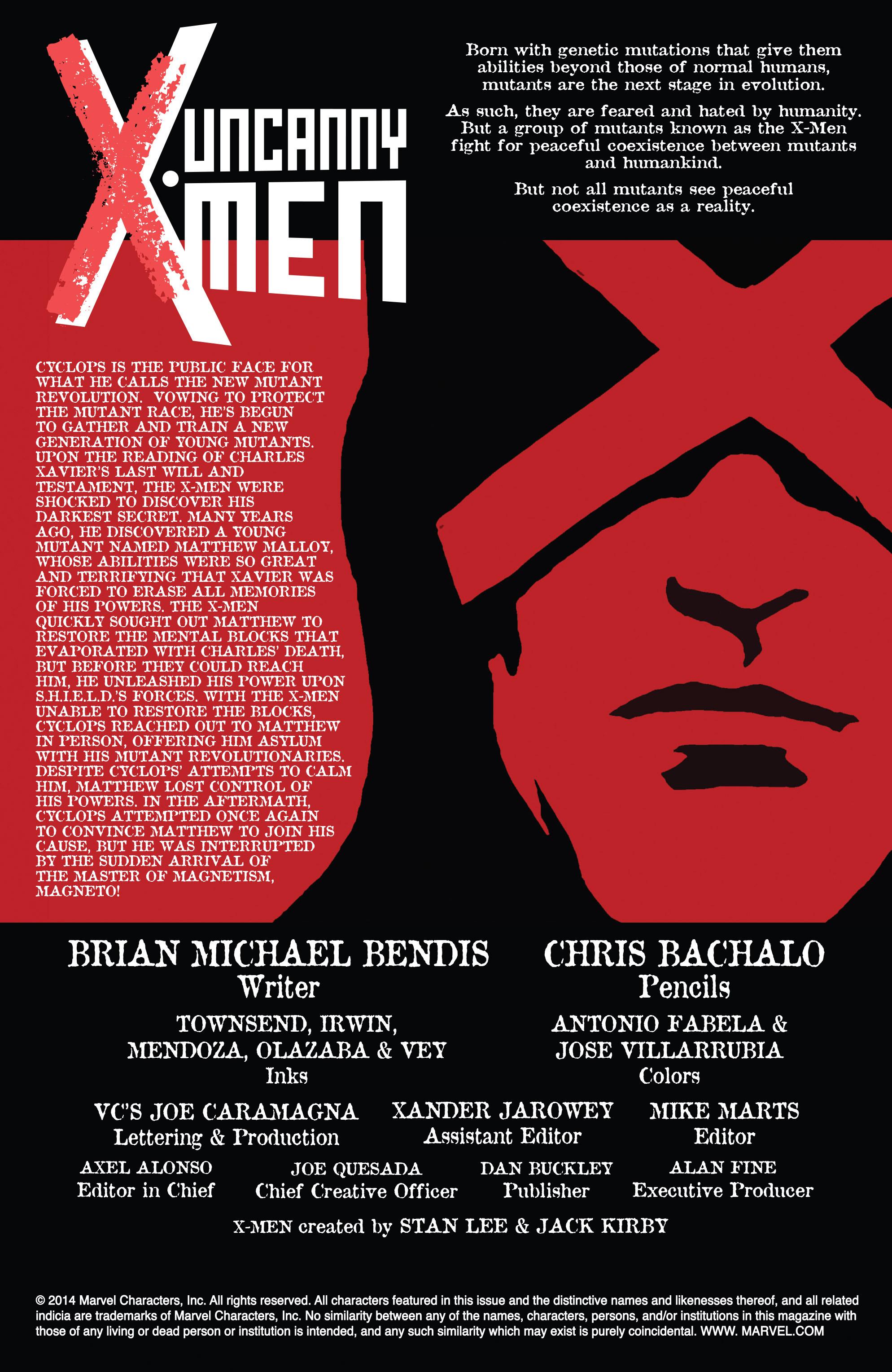 Read online Uncanny X-Men (2013) comic -  Issue # _TPB 5 - The Omega Mutant - 57
