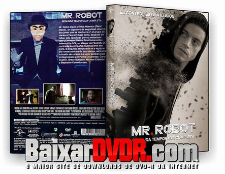 Mr. Robot – 2ª Temporada (2017) DVD-R OFICIAL
