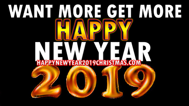 Happy New Year 2019 Greetings for Facebook