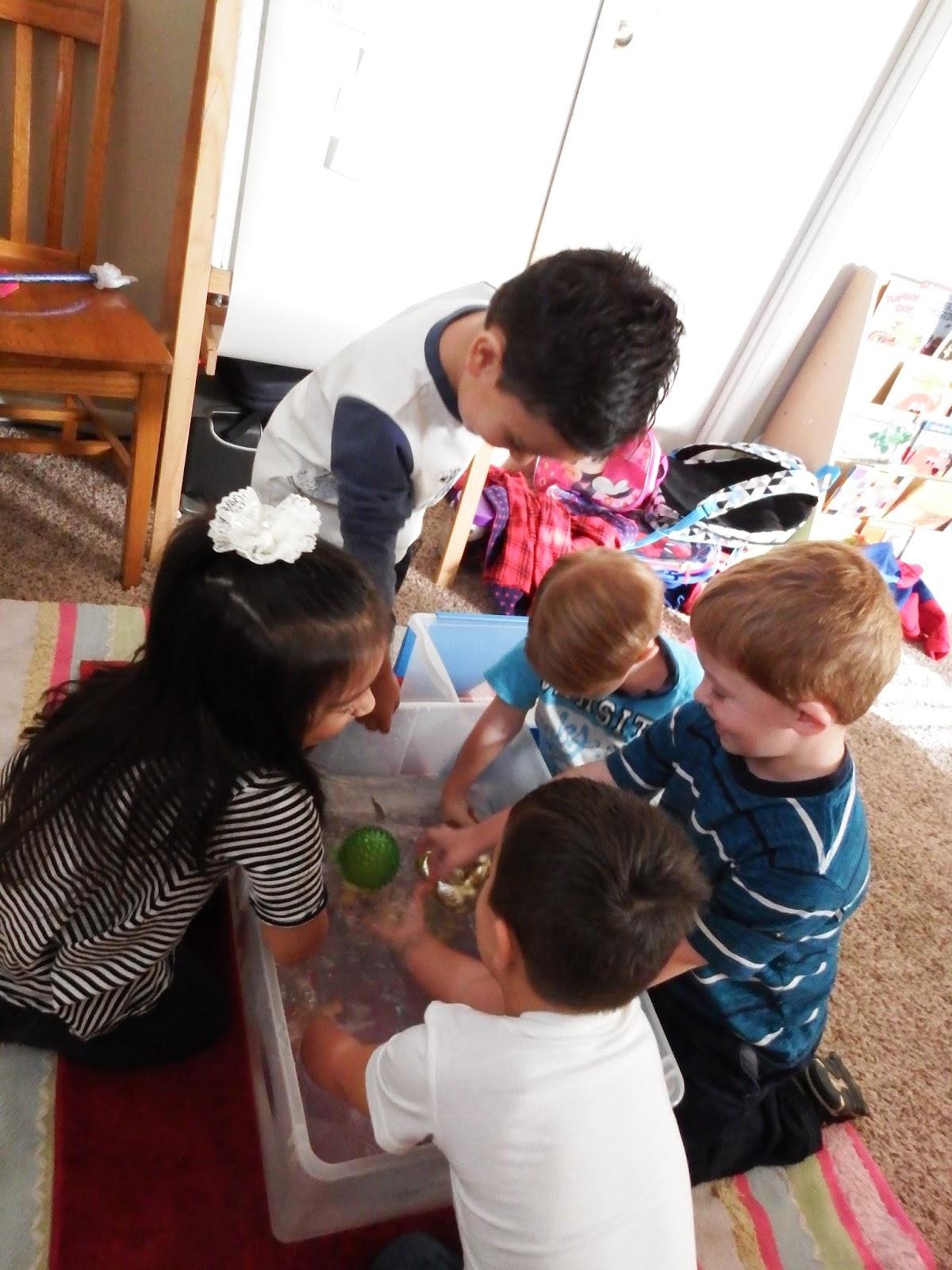 Chipman S Corner Preschool Sink Or Float Center