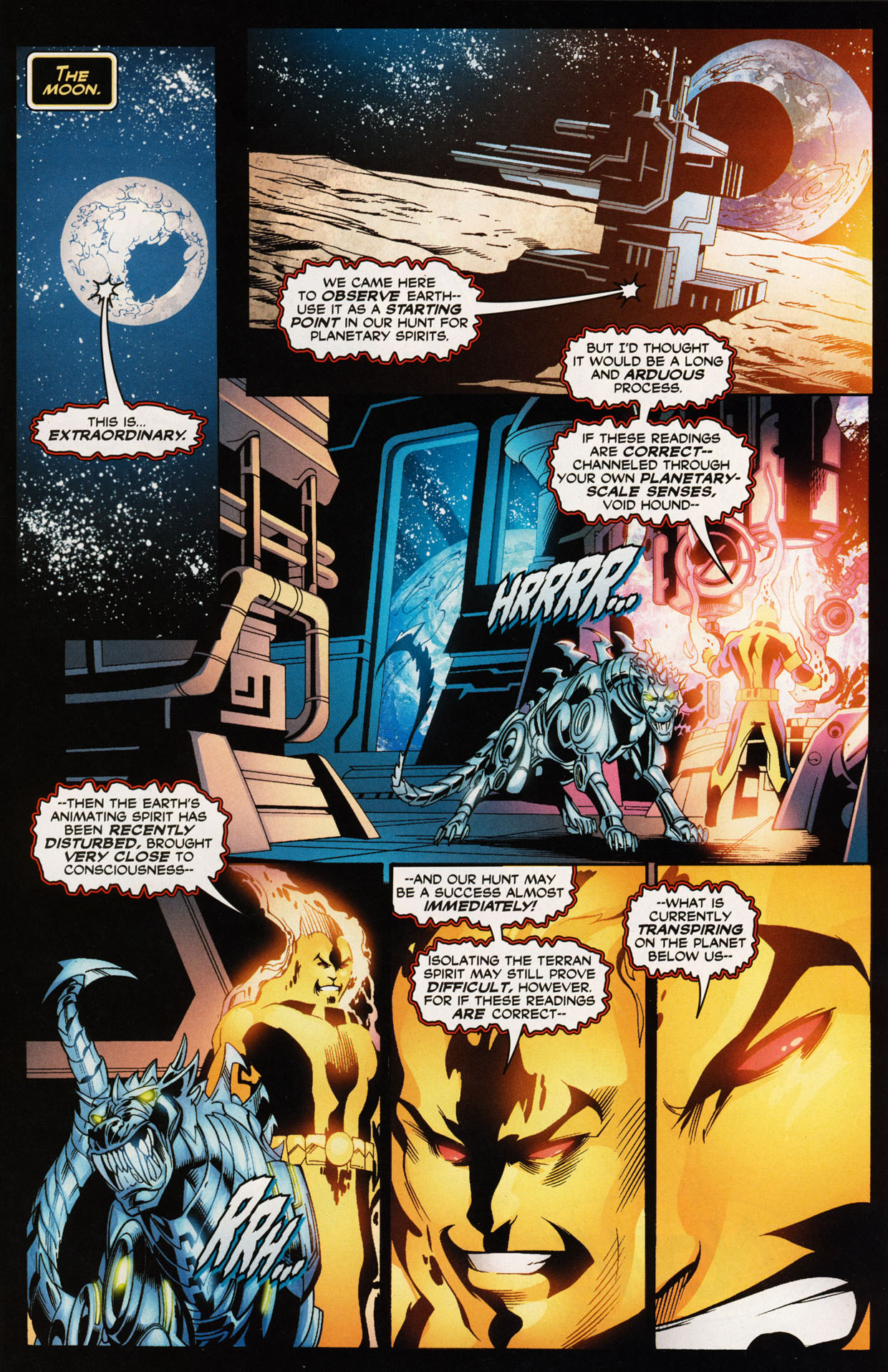 Read online Trinity (2008) comic -  Issue #43 - 3