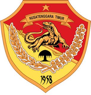 Gambar lambang provinsi Nusa Tenggara Timur