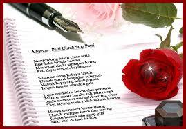 Puisi Cinta Romantis Dan Kata Mutiara Islami Kumpulan Puisi Islami Dan Romantis
