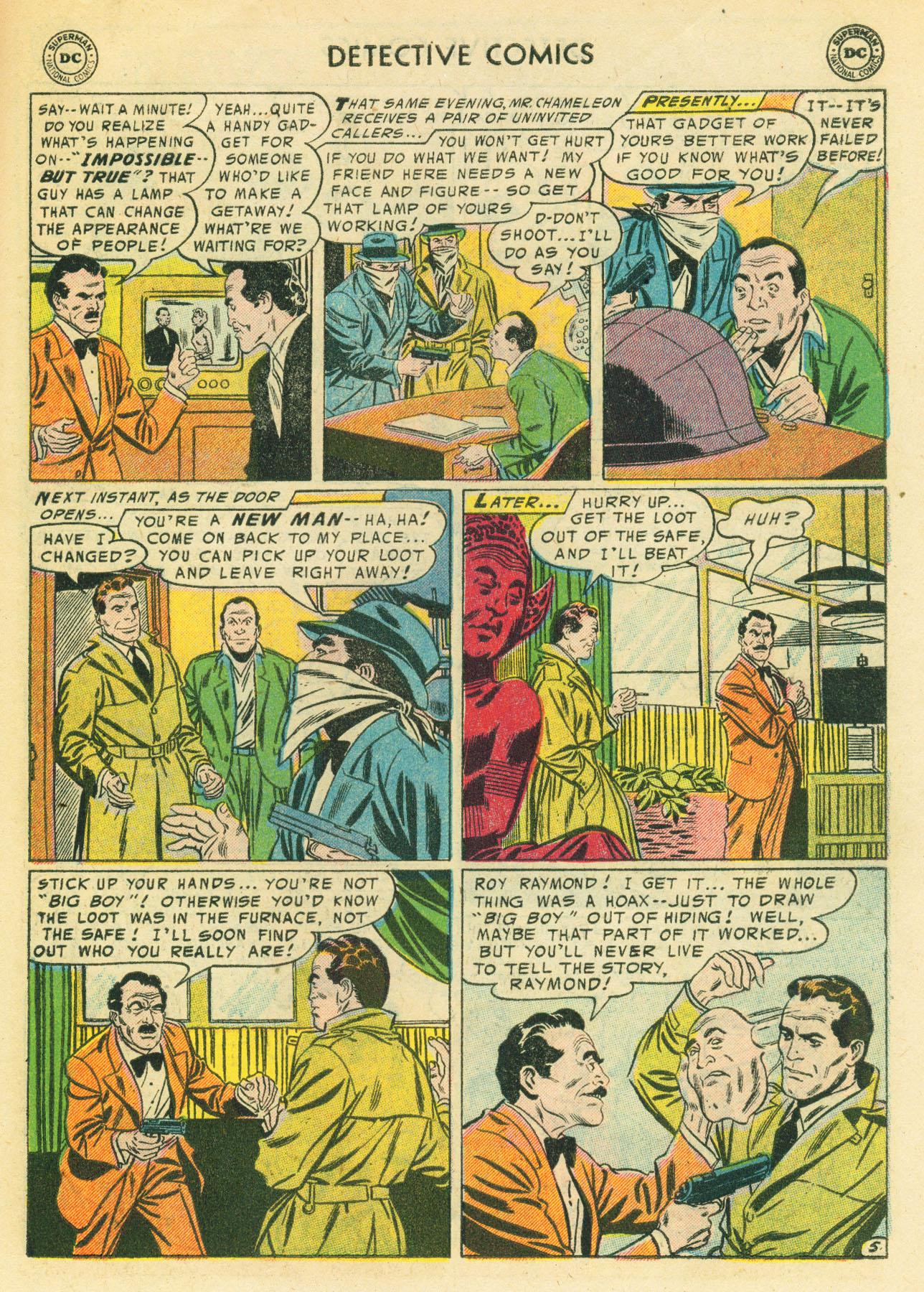 Detective Comics (1937) 224 Page 30