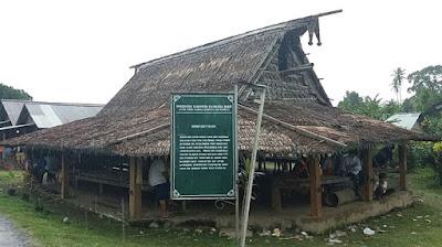Sasadu, Rumah Adat Maluku Utara