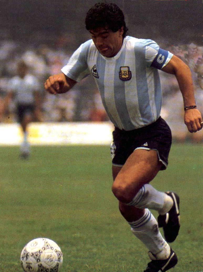 Maradona | Stars in Sports
