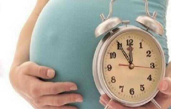 موعد الولادة