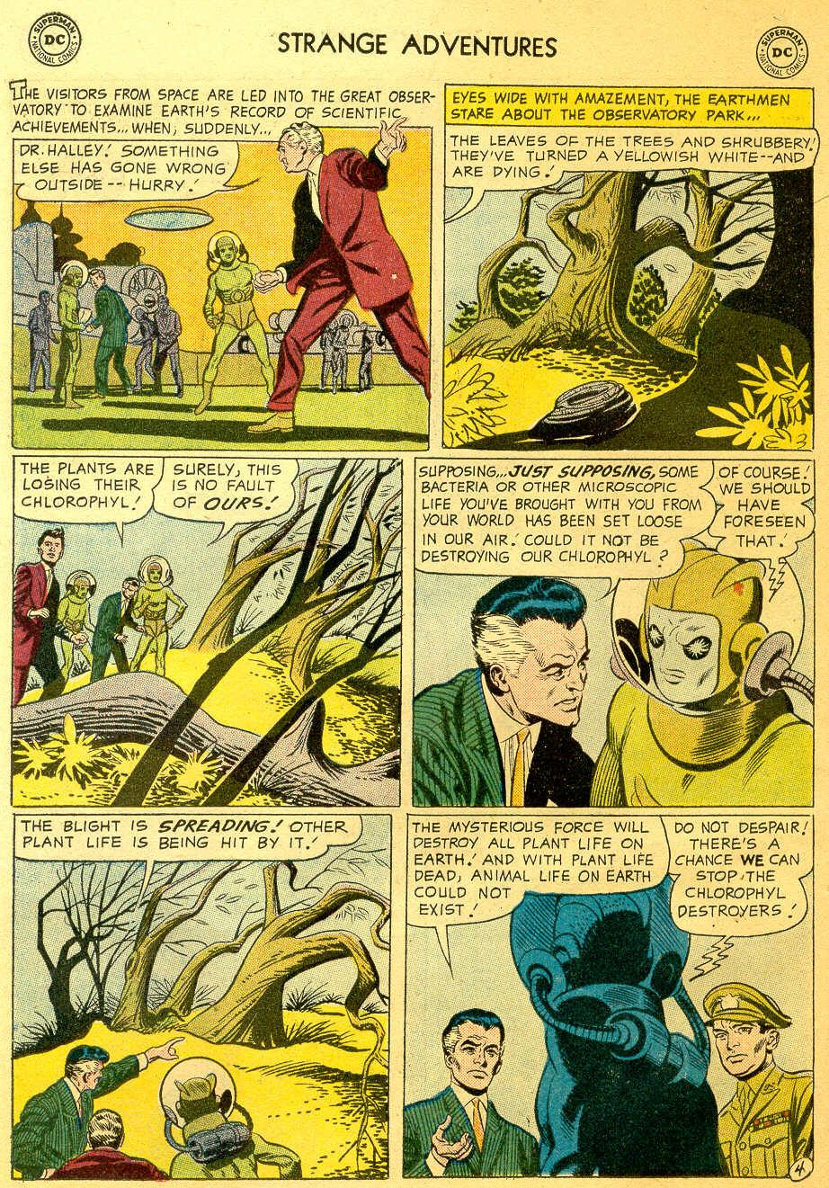 Strange Adventures (1950) issue 81 - Page 22