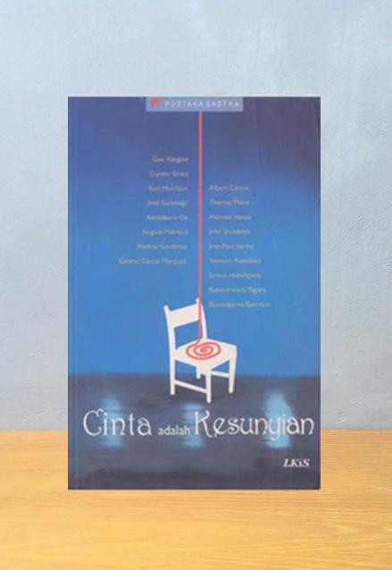 CINTA ADALAH KESUNYIAN, Anton Kurnia