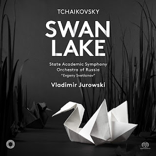 Tchaikvosky: Swan Lake - Vladimir Jurowski - Pentatone