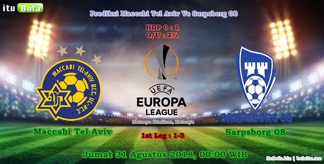 Prediksi Maccabi Tel Aviv Vs Sarpsborg 08 - ituBola