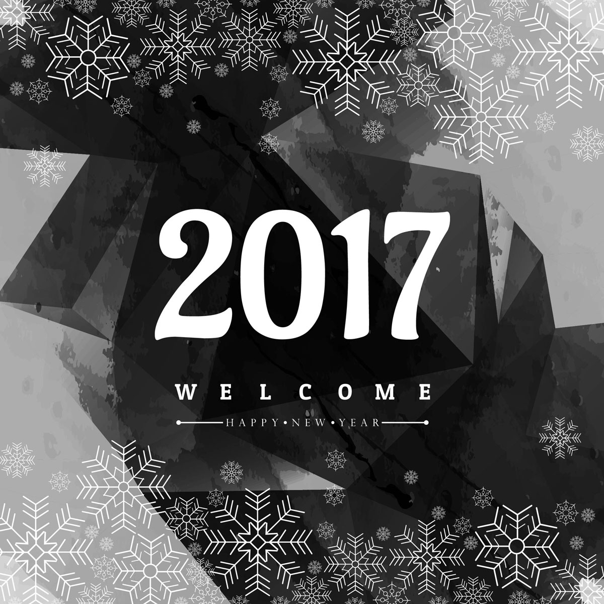 10 Best Happy New Year 2017 HD Wallpapers