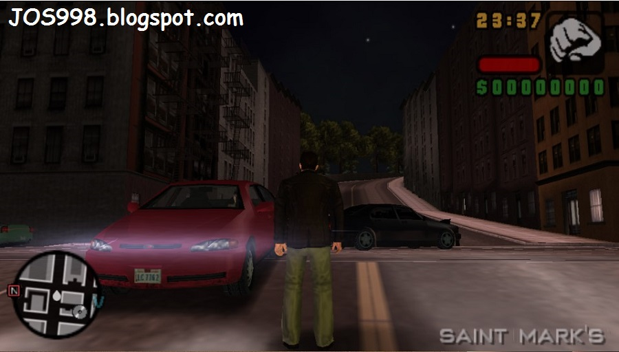 GTA Liberty City Stories For PC (PPSSPP/Emulator PSP ...