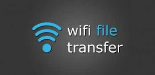 تطبيق Wifi File Transfer