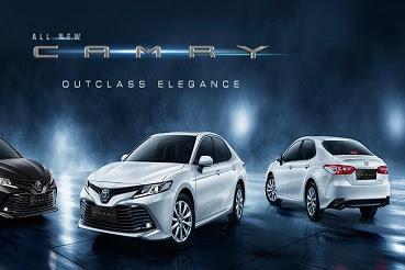 5 Faktor yang Menjadikan Toyota All New Camry Terlihat Ganas