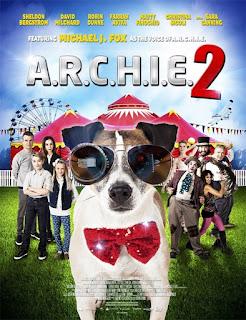A.R.C.H.I.E. 2 (2018)