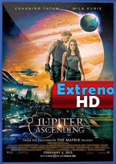 El destino de Júpiter 2015 | DVDRip Latino HD Mega