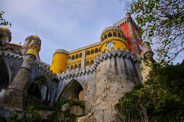 A Day in Sintra: Pena Palace