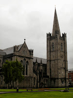 Irlanda. Éire. Ireland. Irlande. Dublin. Baile Átha Cliath. Catedral. St. Patrick's