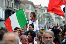 Italians celebrate 70th anniversary of Liberation Day