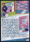My Little Pony Princess Celestia & Princess Luna Series 4 Trading Card