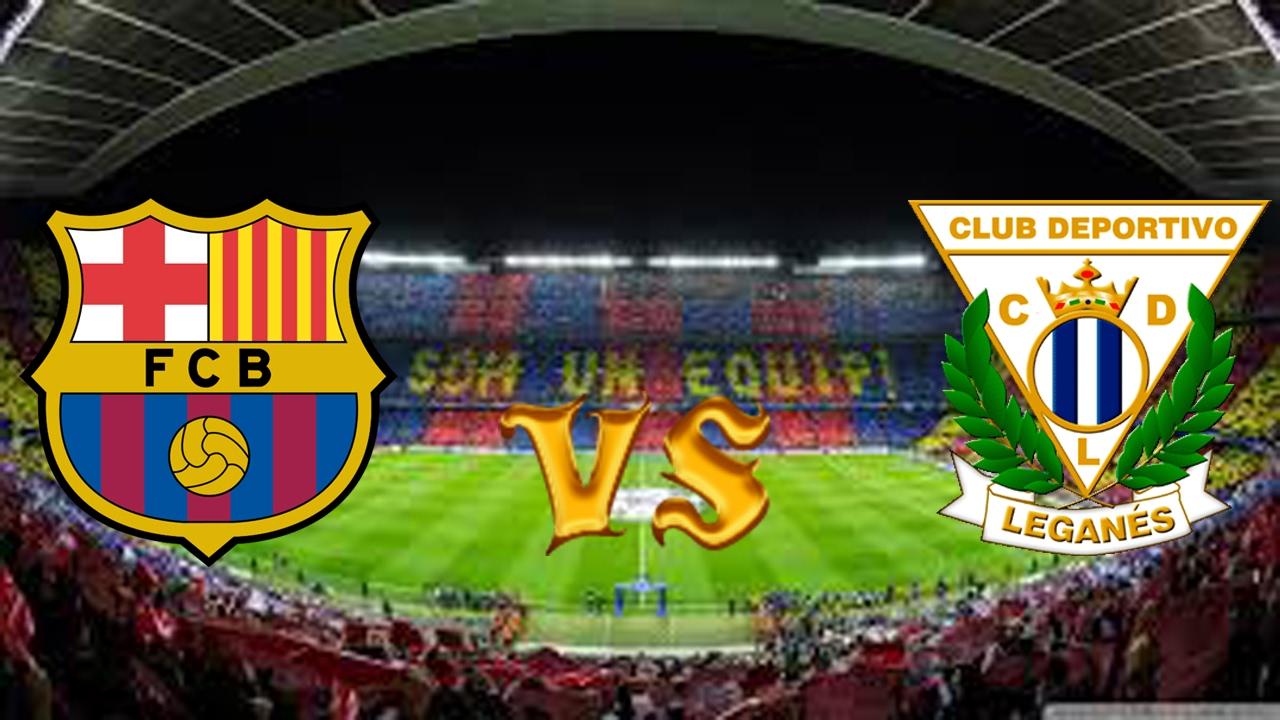 برشلونة وليجانيس بث مباشر اليوم 26-9-2018 مباراة البارسا اليوم