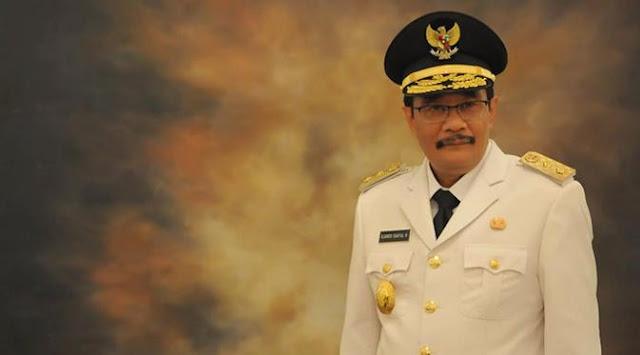 Wakil Gubernur DKI Jakarta Djarot Saiful Hidayat