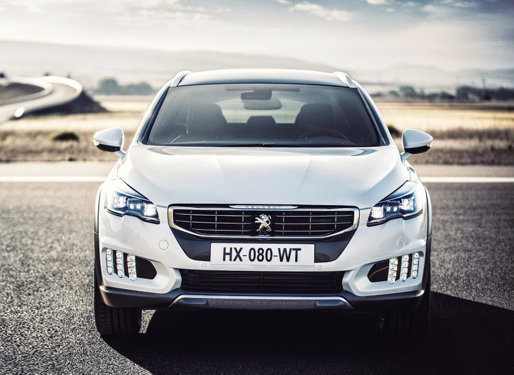 the peugeot 508 rxh an allure that 39 s all its own. Black Bedroom Furniture Sets. Home Design Ideas