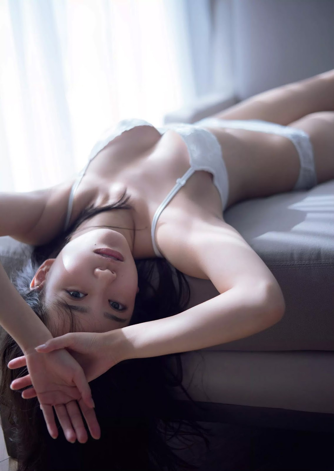 Kato Rena 加藤玲奈, Weekly Playboy 2018 No.15 (週刊プレイボーイ 2018年15号)