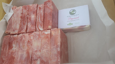 Eden's Choice Naturals 'Peppermint' Soap www.modenmakeup.com