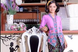 40+ Model Kebaya Encim Betawi, Hijab, Terbaru 2019 Modern