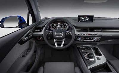 New Audi Q5 2017 Interior wallpaper