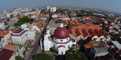 akcayatour, Kota Tua, Travel Malang Semarang, Travel Semarang Malang, Wisata Semarang