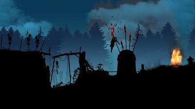 Tampilan Game Ninja Arashi Android