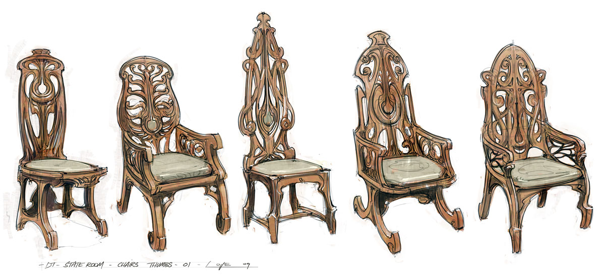 game of throne chair cheap styling chairs jeremy love - art: dawn treader concept art 2 state room