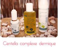 centalla complexe dermique