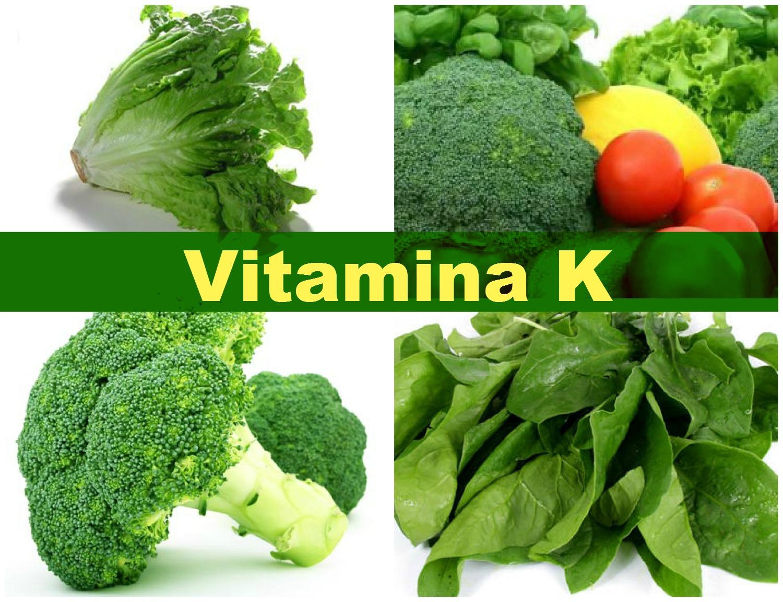 Da k vitamina trombose muita