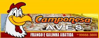 Camponesa Aves - Aqui seu frango é cortado na hora e você não perde tempo no corte.