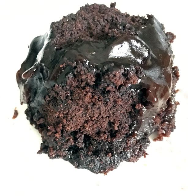 Gluten-Free Chocolate Lava Cake