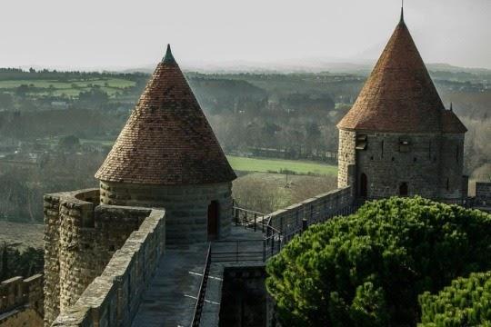 Carcassonne, Prancis