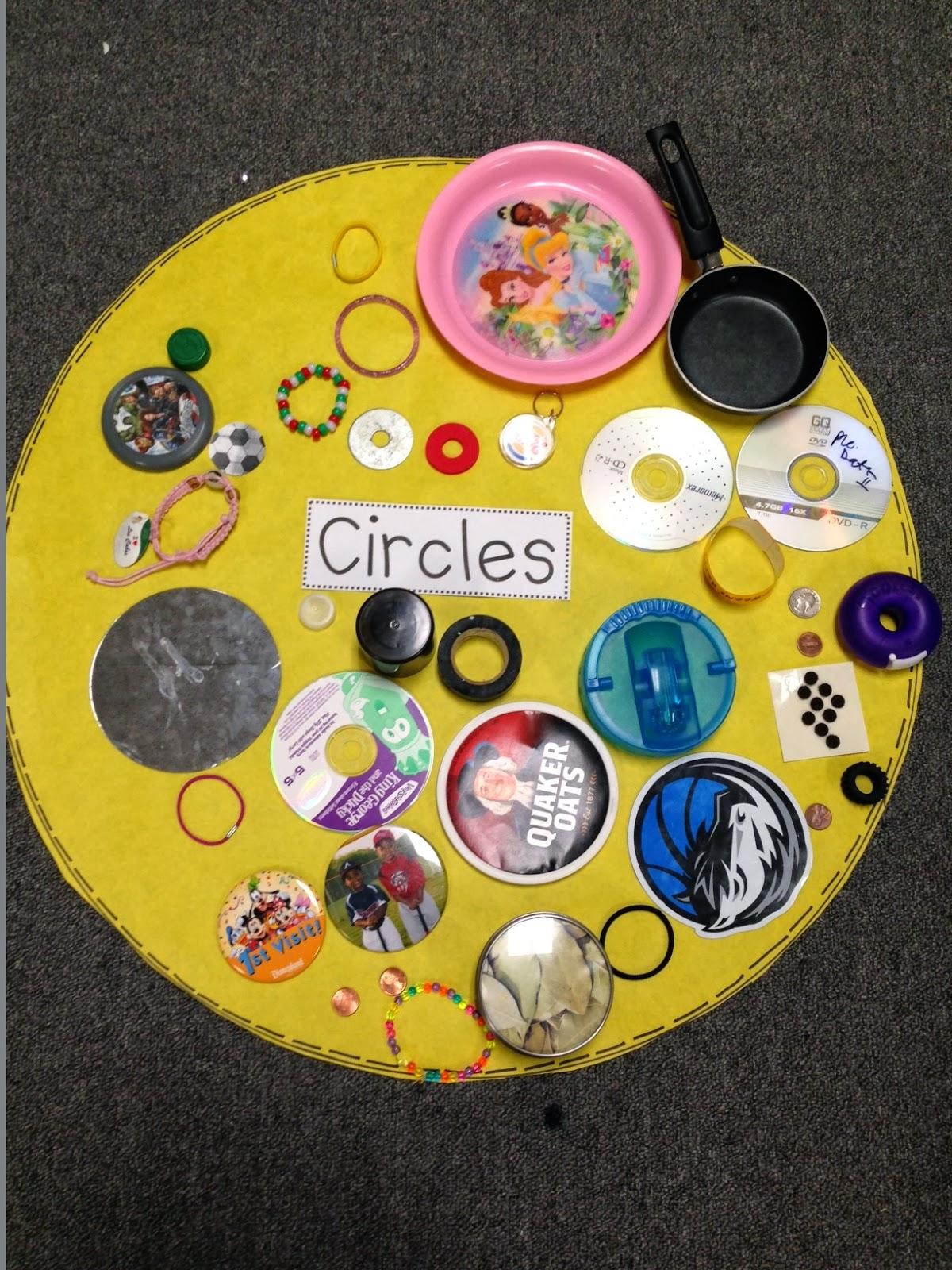 Chalk Talk A Kindergarten Blog 2 Dimensional Shapes In Math