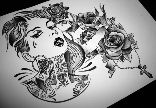 Creative Tattoos: Tattoo Drawings